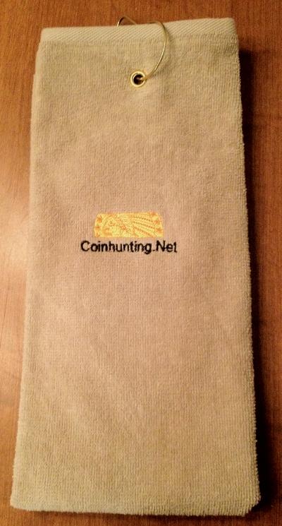 Port Authority Golf Towel